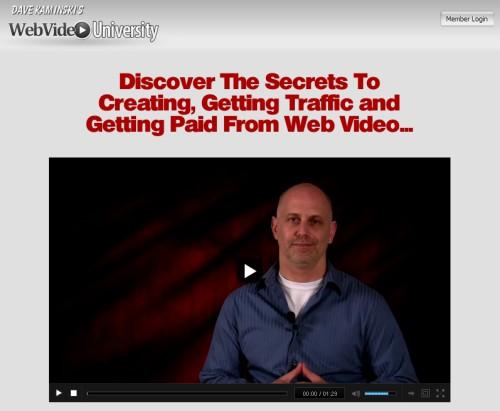 Web Video University