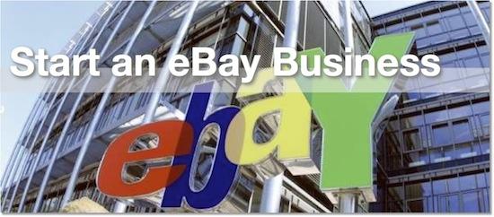 start an ebay business